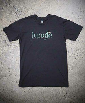 Jungle HQ Icon Tee in Black