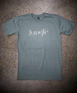Jungle HQ Icon Tee - Sage