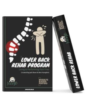 Jungle HQ - Back Rehab eBook